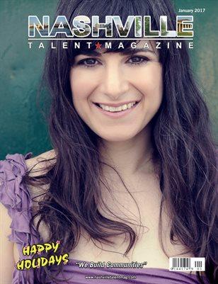 Nashville Talent Magazine January 2017 Edition