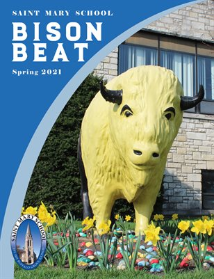 Bison Beat - May 2021