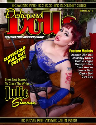 March 2019 Julie Simone Cover