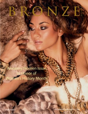Amazing Women Issue to honor Women's History Month