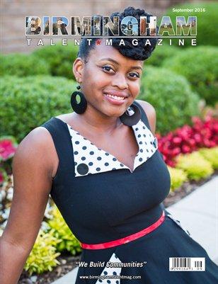 Birmingham Talent Magazine September 2016 Edition