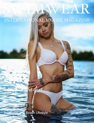 Swimwear International Model Magazine Edition 4