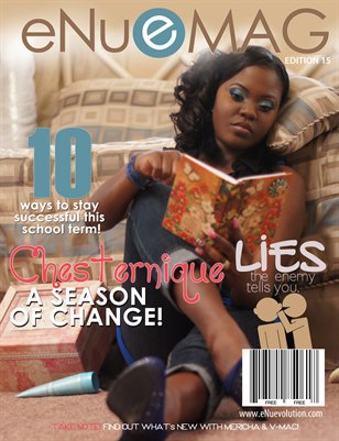eNue eMAG 15th Edition