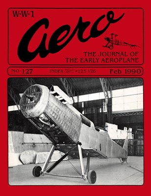 WW1 Aero #127 - February 1990