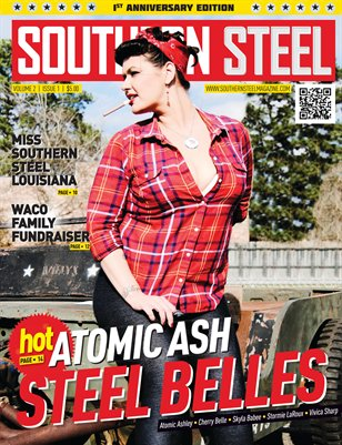Southern Steel Motorcycle & Car Event Magazine October 2015 Anniversary Edition