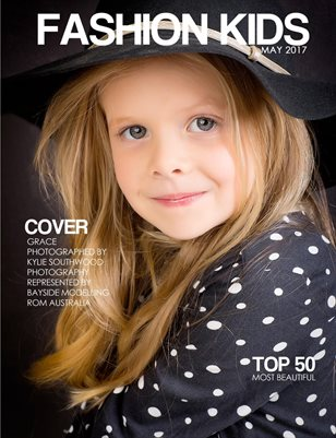 Fashion Kids Magazine | MAY TOP 50 MOST BEAUTIFUL