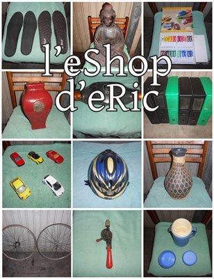 l'eShop d'eRic