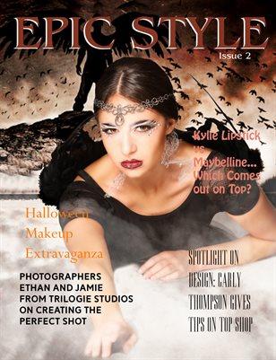 Epic Style Magazine Issue 2