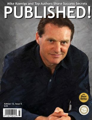PUBLISHED! excerpt featuring Mike Koenigs revised
