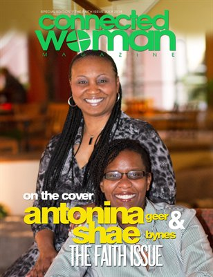 connected woman MAGAZINE PRESENTS THE FAITH ISSUE WITH KINGDOM DRIVEN ENTREPRENEURS