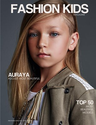 Fashion Kids Magazine | AUGUST TOP 50 MOST BEAUTIFUL