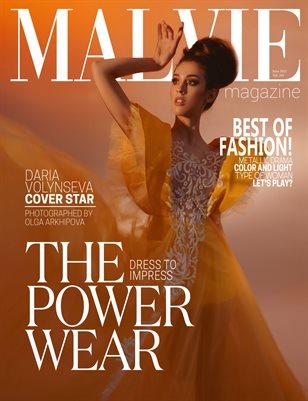 MALVIE Magazine The Artist Edition Vol 241 June 2021