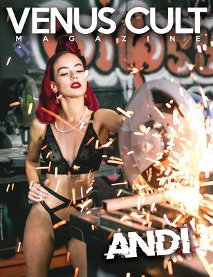 Venus Cult No.52 – Andi Cover