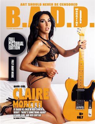 The BADD Experience (Claire Moretti Cover)