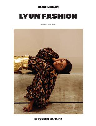 LYUN ISSUE No.11 (VOL No.4) C3