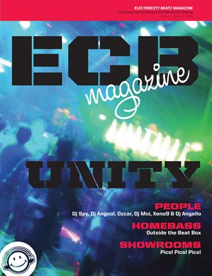 ElectroCity Beatz Magazine Sampler