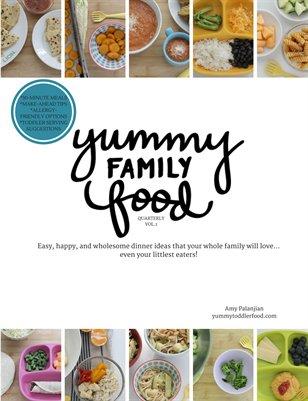 Yummy Family Food vol. 1