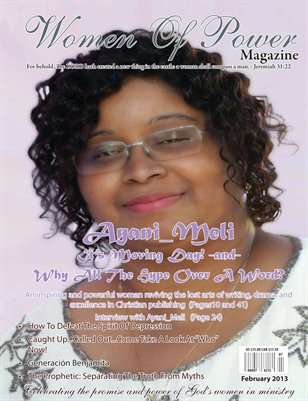 Women of Power Magazine, February 2013