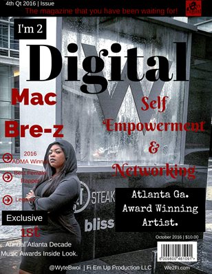 I'm 2 Digital 2nd Issue