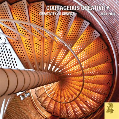 Courageous Creativity May 2014