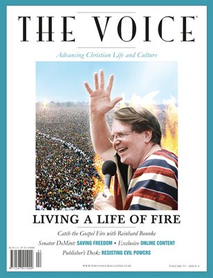 Reinhard Bonnke: Living a Life of Fire