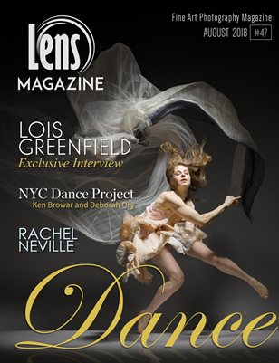 Lens Magazine Issue #47 - DANCE Photography