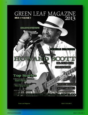 Green Leaf Magazine Issue 2 volume 2