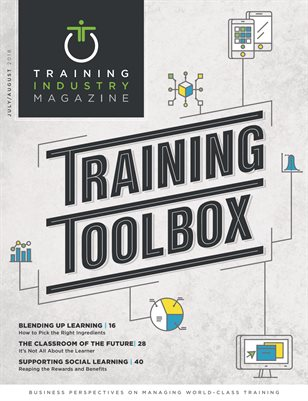 July/August 2018 | Training Toolbox
