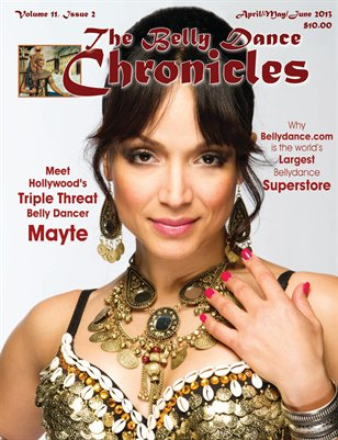 The Belly Dance Chronicles 2013 Apr/May/Jun