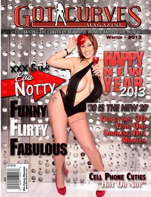 Got Curves Magazine - Winter 2013