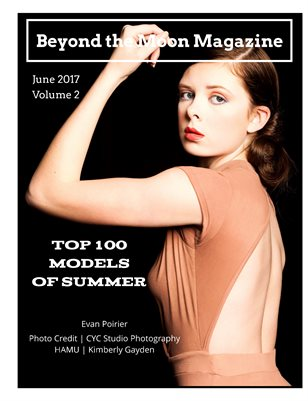 Beyond the Moon Magazine, Top 100 Models of Summer Volume 2