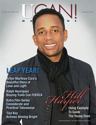 UCAN! Magazine Spring 2016 Issue