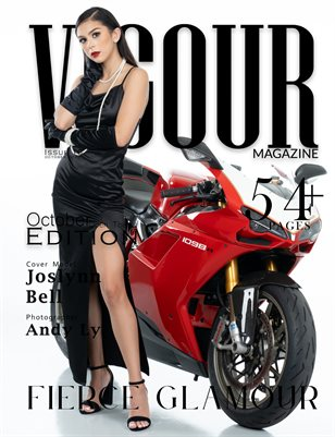 Vigour Magazine October Issue 16