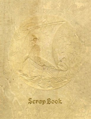 1944 Dorothy Upchurch's Scrapbook