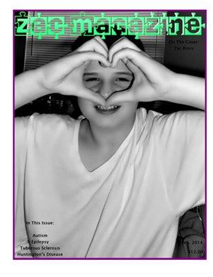 Zac Magazine #1