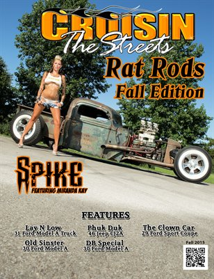 Rat Rods Special Edition Fall 2015