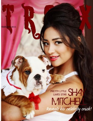 "SHAY MITCHELL ""Sugar and Spice"""