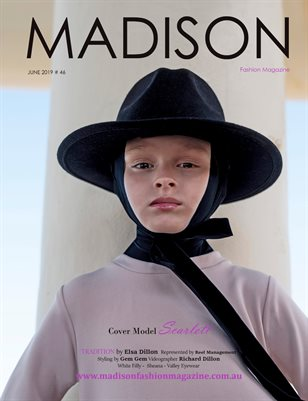 MADISON Fashion Magazine - JUNE 2019 # 46