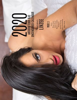 Linzee 2020 Uncensored Nude Calendar