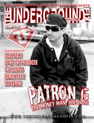 The Underground Fix Magazine Issue #14