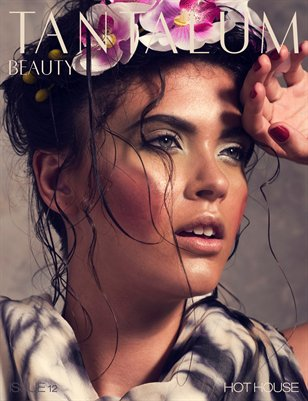 "Tantalum Magazine Issue 12 ""Beauty Edition"" // August 2012"
