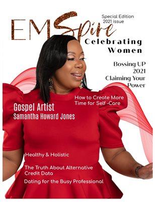 EM-Spire Special Issue - Samantha Howard Jones