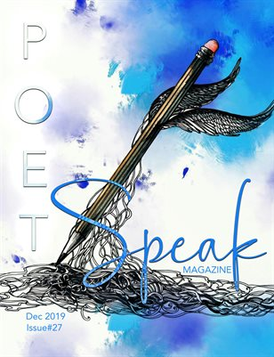 Poet Speak Magazine Issue #27