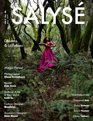 SALYSÉ Magazine | Vol 5 No 46 | MAY 2019 |