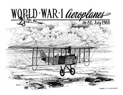 WW1 Aero #80 - July 1980