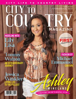 City To Country Magazine Sept/Oct 2016