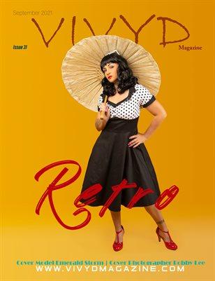 VIVYD Magazine Retro Vol 2 Issue #31