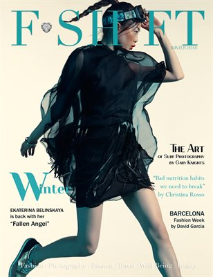 Fashion Shift Magazine WINTER 2015 | Cover 1