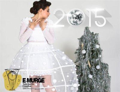 Emurge Magazine Calendar 2015