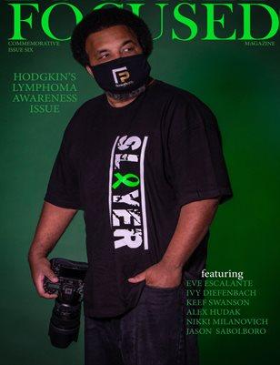 Focused Magazine Hodgkin's Lymphoma Issue 2021